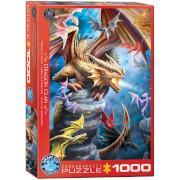 EuroGraphics Puzzle Drachen Clan von Ann Stokes 1000 Teile