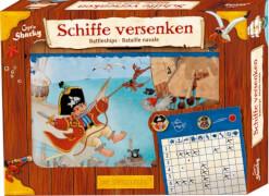 Spiel Schiffe versenken Capt'n Sharky
