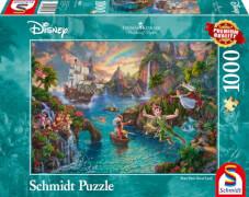 Schmidt Spiele Puzzle: Disney, Peter Pan 1000 Teile