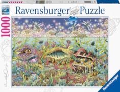 Ravensburger 15988 Puzzle Dämmerung im Unterwasserreich 1000 Teile