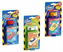 ThinkFun Rush Hour Zusatzkarten Set 4, 40 Karten + 1 Fahrzeug