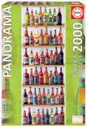 Educa - World Beers 2000 Teile
