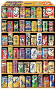 Educa - Miniature Soft Cans 1000 Teile