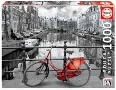 Educa - Amsterdam black & white 1000 Teile