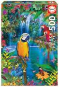 Educa - Bird Tropical Land 500 Teile