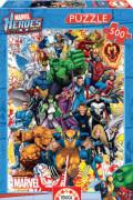 Educa - Marvel Heroes 500 Teile