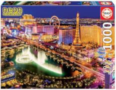 Educa - Neon Las Vegas 1000 Teile