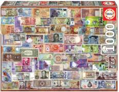 Educa - World Banknotes 1000 Teile