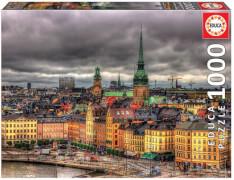 Educa - Views of Stockholm 1000 Teile
