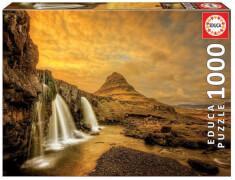 Educa - Kirkjufellsfoss Waterfall 1000 Teile