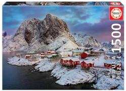 Educa - Lofoten Islands 1500 Teile