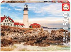 Educa - Rocky Lighthouse 1500 Teile