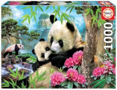 Educa - Morning Panda 1000 Teile