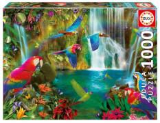 Educa - Tropical Parrots 1000 Teile