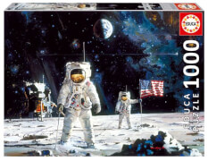 Educa - First men on the moon 1000 Teile
