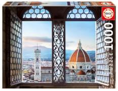 Educa - Views of florence 1000 Teile