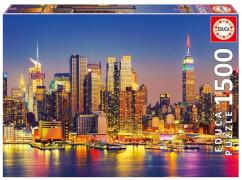 Educa - Manhattan at night 1500 Teile
