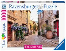 Ravensburger 14975 Puzzle Mediterranean France 1000 Teile