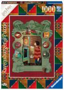 Ravensburger 16516 Puzzle Harry Potter bei Weasl.Fam.1000 Teile