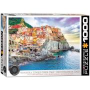 Eurographics Manarola Cinque Terre Italien