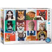 Eurographics Lustige Katzen von Lucia Heffernan