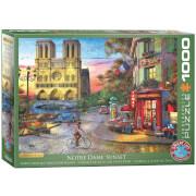 Eurographics Notre Dame von Dominic Davison