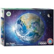 Eurographics Rette den Planeten - Die Erde