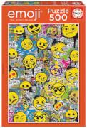 Educa - Emoji graffiti 500 Teile