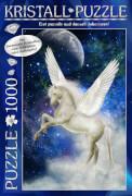 Swarovski Kristall Puzzle 1000 Teile Motiv: Mythos Pegasus