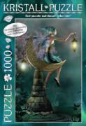 Swarovski Kristall Puzzle 1000 Teile Motiv: Dream Fairy