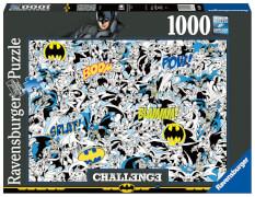 Ravensburger 16513 Puzzle Batman challenge 1000 Teile