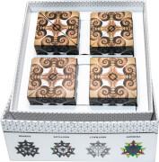 GeoBender® Cube 4er Geschenkbox ''Nautilus®''