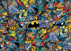 Clementoni Puzzle Impossible Puzzle - Batman 1000 Teile