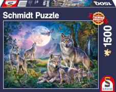 Schmidt Spiele Puzzle Wölfe 1000 Teile