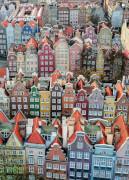 Ravensburger 16726 Puzzle AT Poland City 1000 Teile