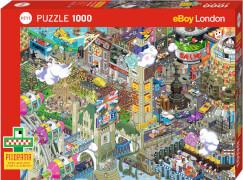 Puzzle London Quest 1000 Teile