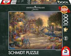 Schmidt Spiele 59917 Puzzle 1000T Amsterdam