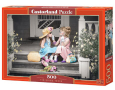 Glow2B Castorland Finishing Touch, Puzzle 500 Teile