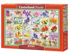 Glow2B Castorland Vintage Floral, Puzzle 1000 Teile