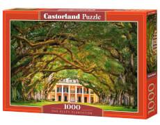 Glow2B Castorland Oak Alley Plantation, Puzzle 1000 Teile