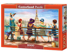 Glow2B Castorland Girls Day Out, Puzzle 1000 Teile