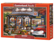 Glow2B Castorland Jeb's General Store, Puzzle 1000 Teile
