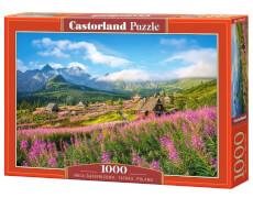 Glow2B Castorland Hala Gsienicowa, Tatras, Poland, Puzzle 1000 Teile
