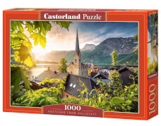 Glow2B Castorland Postcard from Hallstatt, Puzzle 1000 Teile