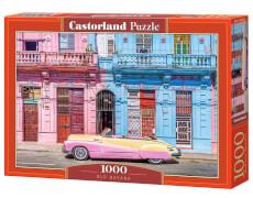 Glow2B Castorland Old Havana, Puzzle 1000 Teile