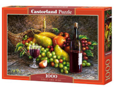 Glow2B Castorland Fruit and Wine, Puzzle 1000 Teile