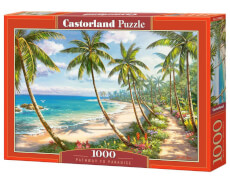 Glow2B Castorland Pathway to Paradise, Puzzle 1000 Teile