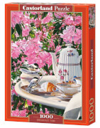 Glow2B Castorland Breakfast Time, Puzzle 1000 Teile