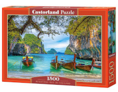 Glow2B Castorland Beautiful Bay in Thailand, Puzzle 1500 Teile