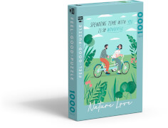 Feel-good-Puzzle 1000 Teile –NATURE LOVE: Spending time with you is so wonderful